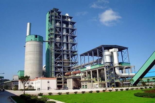 Линии по производству цемента